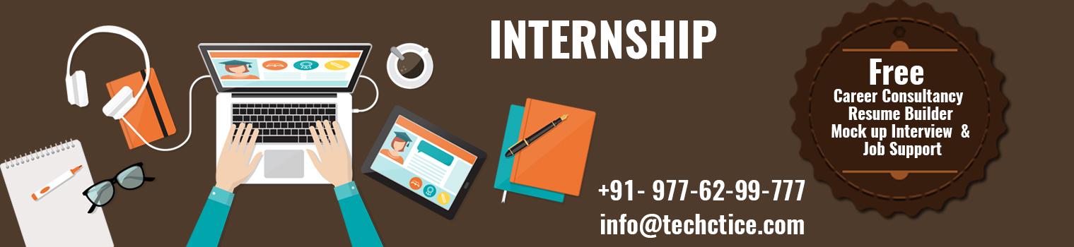 Techctice internship_banner