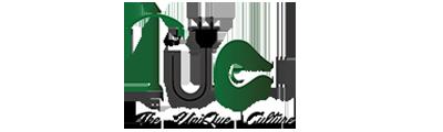 The unique culture logo